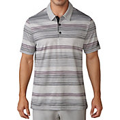 adidas Men's Handdrawn Pique Golf Polo