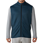 adidas Men's climaheat Hybrid Full Zip Golf Vest
