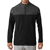 adidas Men's Hybrid Heather Golf Jacket