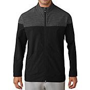 adidas Men's Hybrid Heather Golf Jacket