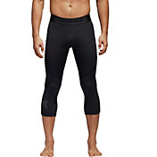 adidas Men's Alphaskin 3/4 Training Tights