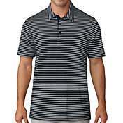 adidas Men's Ultimate365 2-Color Stripe Golf Polo