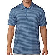 adidas Men's Ultimate365 2-Color Stripe Golf Polo