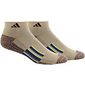 adidas Men's climalite X II Low Cut Socks 2 Pack