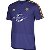 adidas Men's Orlando City Training Purple Performance Shirt
