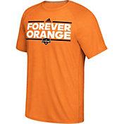 adidas Men's Houston Dynamo Local Saying Dassler Orange T-Shirt