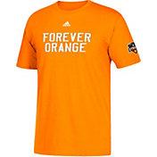 adidas Men's Houston Dynamo Orange Jersey T-Shirt