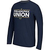 adidas Men's Philadelphia Union Dassler Ultimate Navy Long Sleeve Shirt