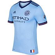 adidas Men's New York City FC Primary Authentic Jersey