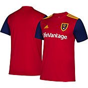 adidas Men's Real Salt Lake Primary Replica Jersey