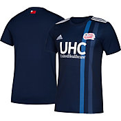 adidas Men's New England Revolution Primary Replica Jersey