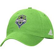 adidas Men's Seattle Sounders Green Slouch Hat