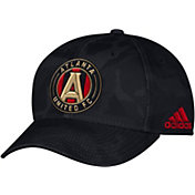 adidas Men's Atlanta United Camo Structured Adjustable Hat