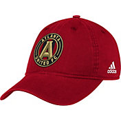adidas Men's Atlanta United Red Adjustable Slouch Hat