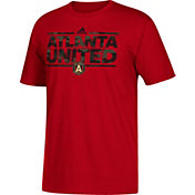 adidas Men's Atlanta United Dassler Red T-Shirt