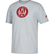 adidas Men's Atlanta United Gray Jersey T-Shirt