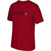 adidas Men's Atlanta United Scoreboard Red T-Shirt