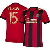 adidas Men's Atlanta United Hector Villalba #15 Primary Replica Jersey