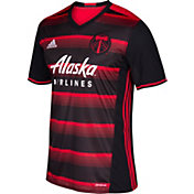 adidas Men's Portland Timbers Secondary Replica Jersey