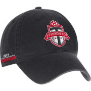 adidas Men's 2017 MLS Eastern Conference Champions Toronto FC Black Adjustable Hat