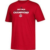 adidas Men's 2017 MLS Eastern Conference Champions Locker Room Toronto FC Go To Red T-Shirt