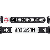 adidas Men's 2017 MLS Cup Champions Toronto FC Scarf