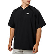 adidas Men's Triple Stripe Baseball Jacket