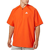 adidas Men's Triple Stripe Baseball Jacket