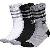 adidas Men's Originals Roller Crew Socks 3-Pack