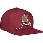adidas Men's 2017 Eastern Conference Champions Cavaliers Locker Room Burgundy Adjustable Snapback Hat