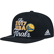 adidas Men's 2017 Western Conference Champions Golden State Warriors Locker Room Adjustable Snapback Hat