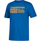 adidas Men's UCLA Bruins True Blue 'Made Here' Basketball T-Shirt