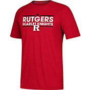 adidas Men's Rutgers Scarlet Knights Scarlet Dassler T-Shirt
