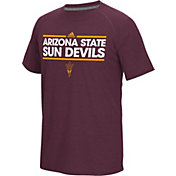 adidas Men's Arizona State Sun Devils Maroon Dassler Performance T-Shirt