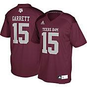 adidas Men's Myles Garrett Texas A&M Aggies #15 Maroon Replica College Alumni Jersey