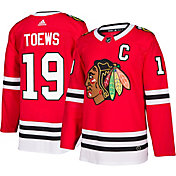 adidas Men's Chicago Blackhawks Jonathan Toews #19 Authentic Pro Home Jersey
