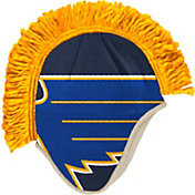 adidas Men's St. Louis Blues Mohawk Navy Knit Beanie