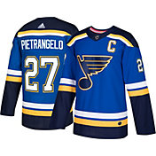 adidas Men's St. Louis Blues Alex Pietrangelo #27 Authentic Pro Home Jersey