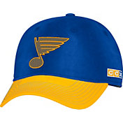 CCM Men's St. Louis Blues Royal Slouch Adjustable Hat
