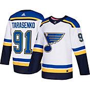 adidas Men's St. Louis Blues Vladimir Tarasenko #91 Authentic Pro Away Jersey