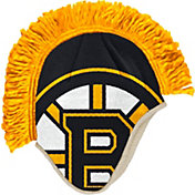 adidas Men's Boston Bruins Mohawk Black Knit Beanie