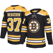 adidas Men's Boston Bruins Patrice Bergeron #37 Authentic Pro Home Jersey