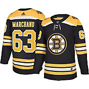 adidas Men's Boston Bruins Brad Marchand #63 Authentic Pro Home Jersey