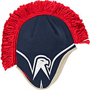 adidas Men's Washington Capitals Mohawk Navy Knit Beanie