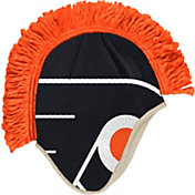 adidas Men's Philadlephia Flyers Mohawk Black Knit Beanie
