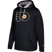 adidas Men's Philadelphia Flyers Black Performance Pullover Hoodie