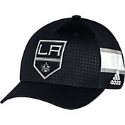 adidas Men's Los Angeles Kings 2017 NHL Draft Structured Flex Hat