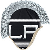 adidas Men's Los Angeles Kings Mohawk Black Knit Beanie