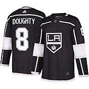 adidas Men's Los Angeles Kings Drew Doughty #8 Authentic Pro Home Jersey