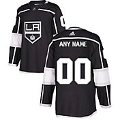 adidas Men's Custom Los Angeles Kings Authentic Pro Home Jersey